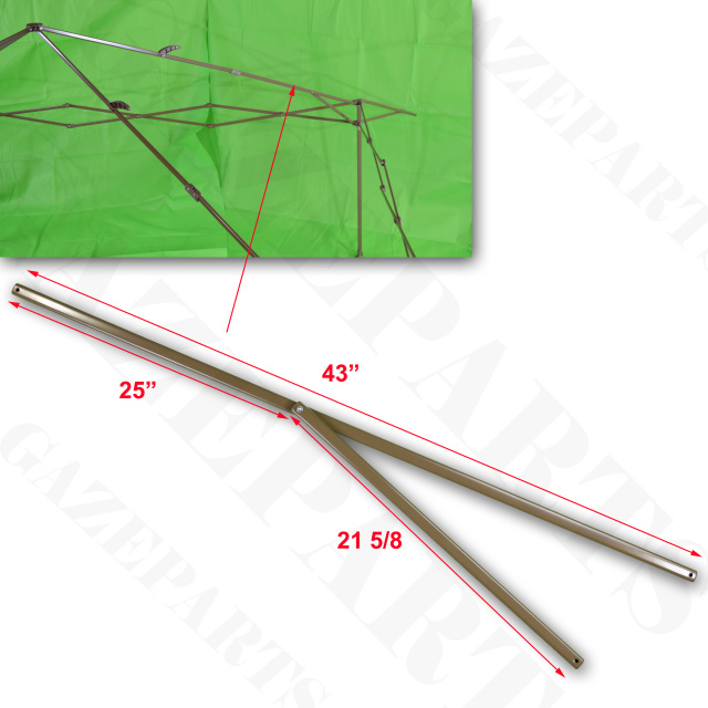 Ozark Trail 13 X 13 Instant Canopy Model Wmt 1313114n